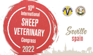 10th International Sheep Veterinary Congress 2022, Seville, Spain